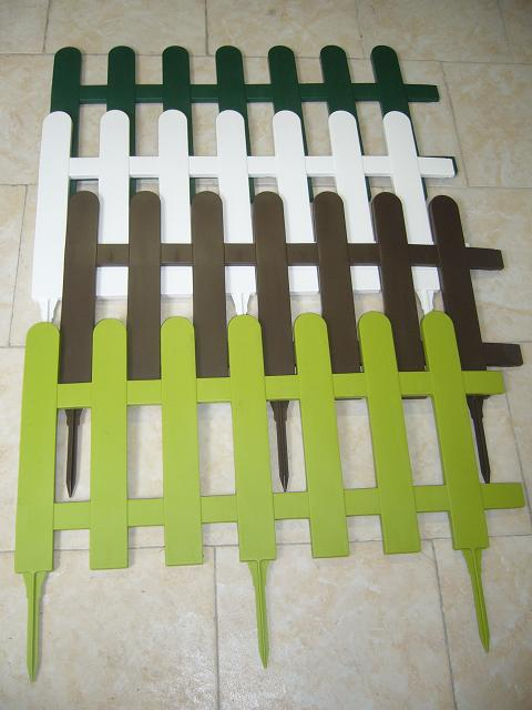 bordure de jardin en pvc modele picnic. Black Bedroom Furniture Sets. Home Design Ideas