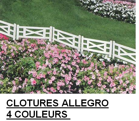 bordure de jardin en pvc modele allegro. Black Bedroom Furniture Sets. Home Design Ideas