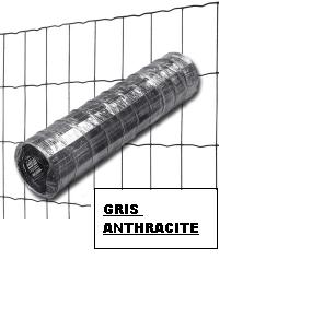 GRILLAGE SOUDE GRIS ANTHRACITE