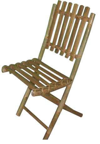 Chaise pliable en bambou du VIETNAM